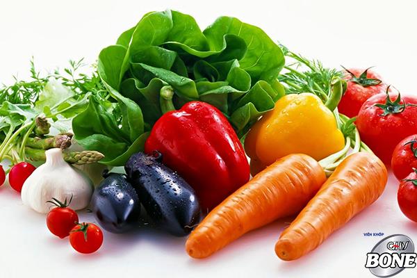 Rau xanh nguồn cung chất xơ chủ yếu cho cơ thể đồng thời hỗ trợ hệ tiêu hóa hoạt động tốt hơn