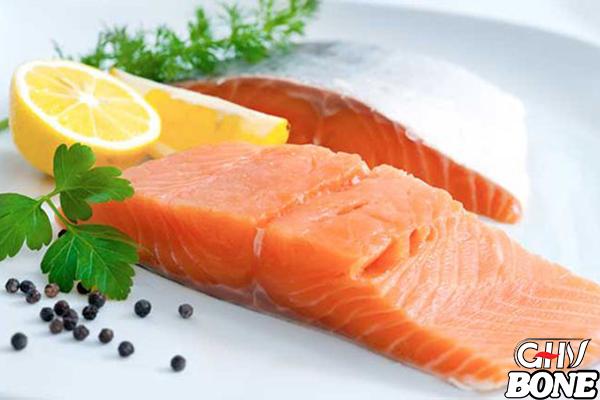 Omega-3 có trong cá giúp làm giảm nguy cơ viêm khớp