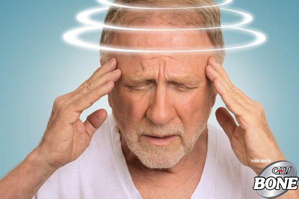 Biến chứng thoái hóa cột sống có thể gây ra rối loạn tiền đình
