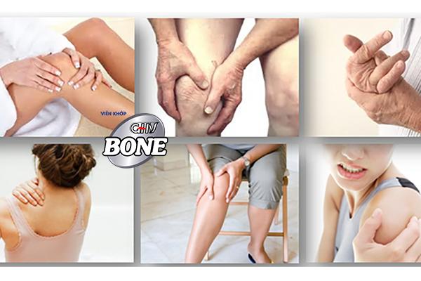 Viêm đa khớp xuất hiện khi có nhiều khớp trong cơ thể bị đau