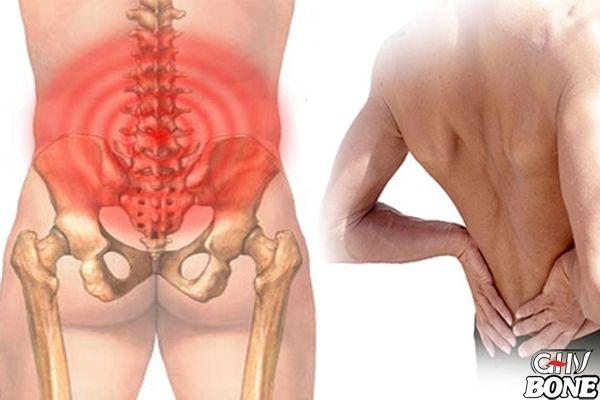 Đau lưng do thoái hóa cột sống và thận yếu khác nhau như thế nào?
