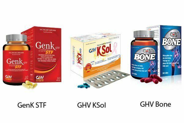 Các sản phẩm của GHV được vinh danh trong lễ trao giải