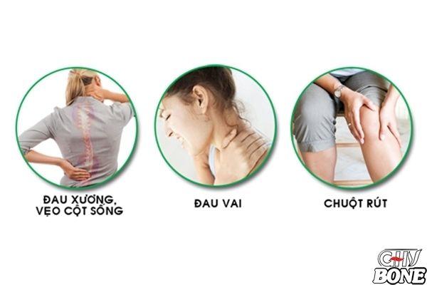 Dấu hiệu bệnh loãng xương ở tuổi mãn kinh