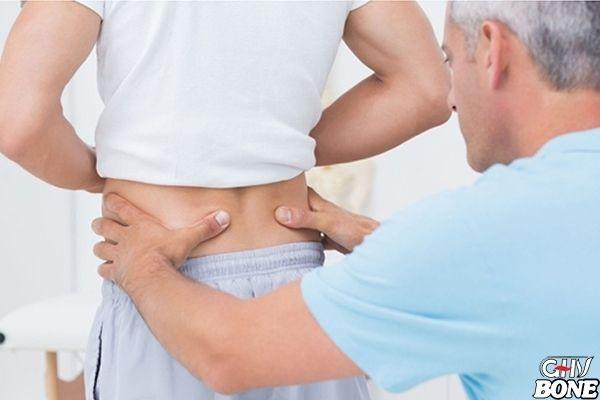 Chấn thương làm biến dạng hay thay đổi hình dạng cũng như chức năng cột sống