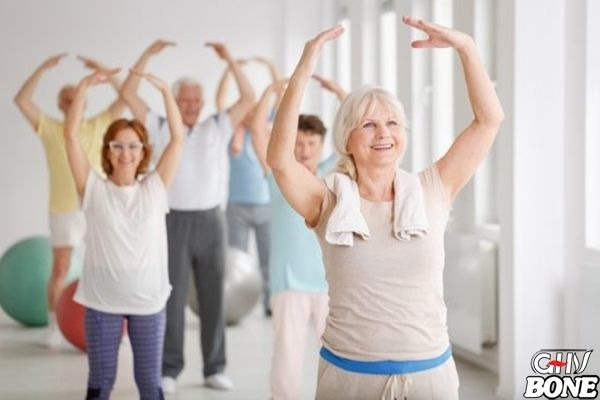 Tập thể dục thể thao thường xuyên sẽ phòng ngừa bệnh loãng xương