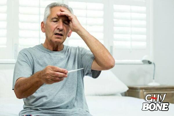Sốt cao có thể là triệu chứng viêm khớp dạng thấp