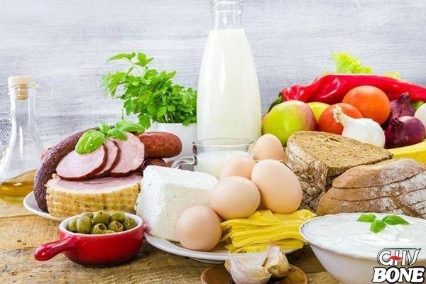 Top thực phẩm tốt cho việc hỗ trợ điều trị bệnh loãng xương