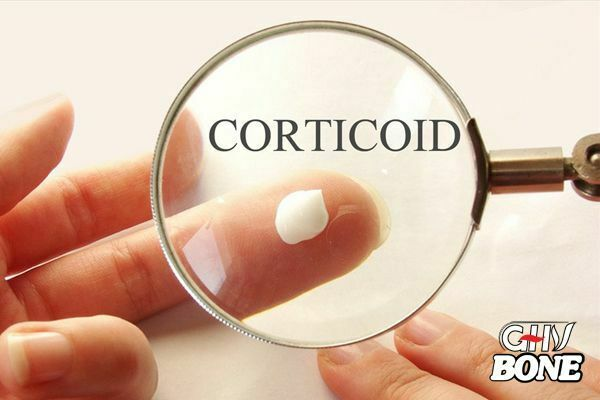 Thuốc giảm đau chứa corticoid để lại nhiều tác dụng phụ