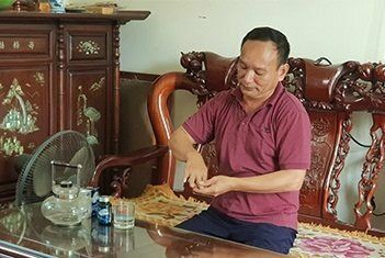 Anh Ninh và hành trình chiến thắng bệnh khớp