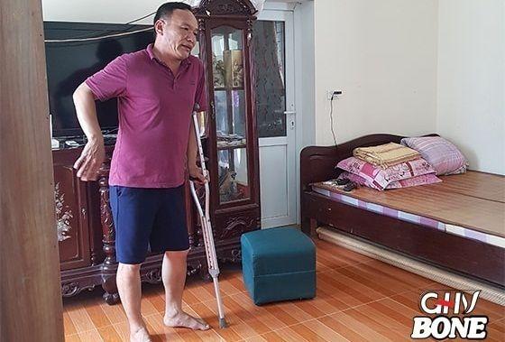 Anh Linh đứng trước nguy cơ tàn phế vì viêm đa khớp dạng thấp