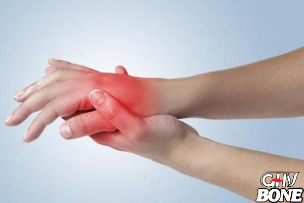 Viêm khớp là nguyên nhân chủ yếu gây ra đau khớp ngón tay