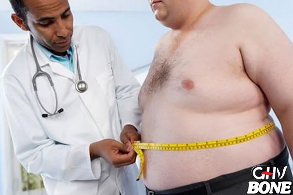 Béo phì thừa cân cũng là một trong những nguyên nhân gây đau nhức xương khớp