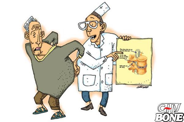 Bệnh thoát vị đĩa đệm nếu không được điều trị sớm sẽ gây ra các hệ quả nghiêm trọng
