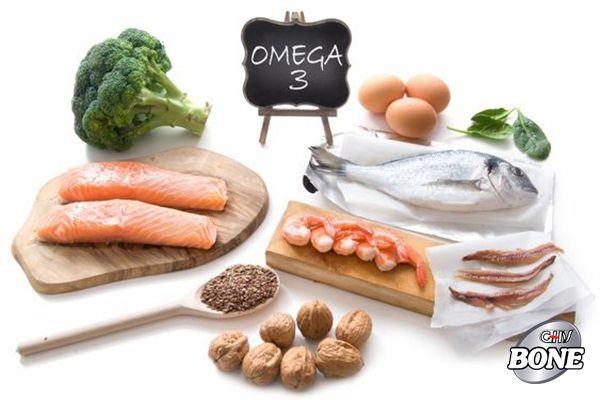 Omega-3 đóng một vai trò quan trọng trong việc chống lại bệnh loãng xương