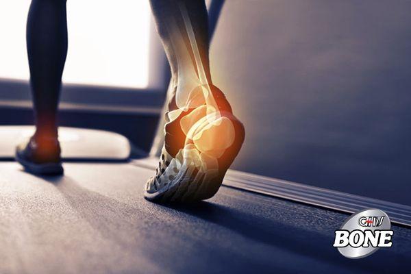 Đi bộ là cách giúp xương chắc khỏe