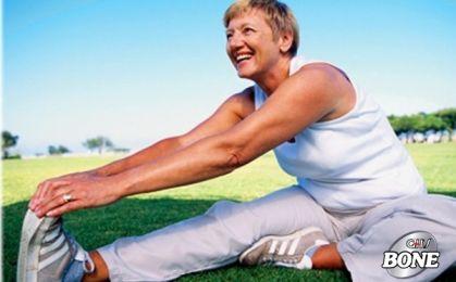 Bài tập thể dục cho xương chắc khỏe