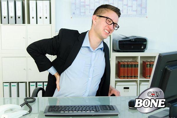 Dân văn phòng thường bị mắc các bệnh về xương khớp