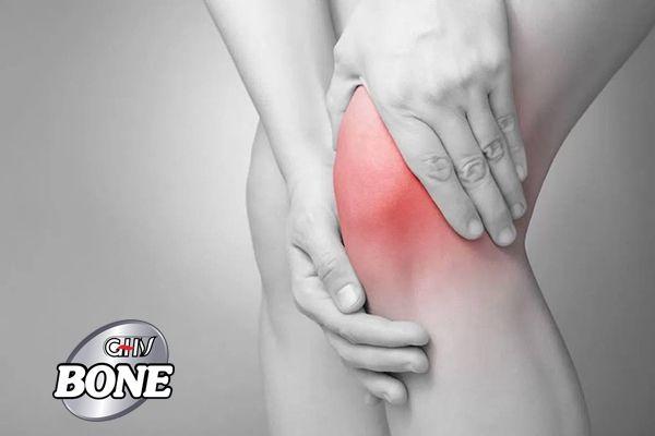 Viêm xương khớp gối gây nóng xung quanh khu vực đầu gối