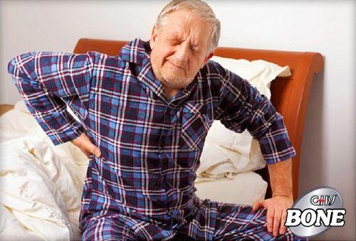 Thoát vị đĩa đệm thường gặp ở người cao tuổi