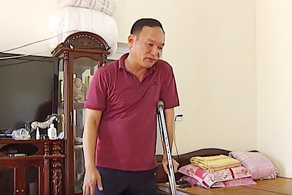 Anh Linh đứng trước nguy cơ tàn phế