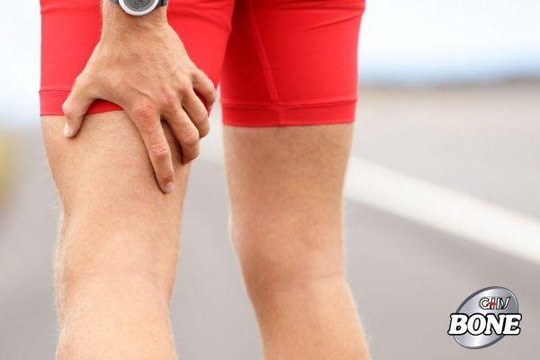 Lạm dụng tập luyên có thể dẫn đến chấn thương vùng đùi