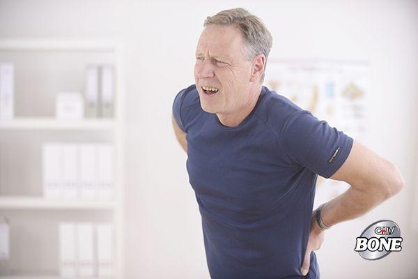 Loãng xương ở nam giới có liên quan đến sự thiếu hụt testosterone