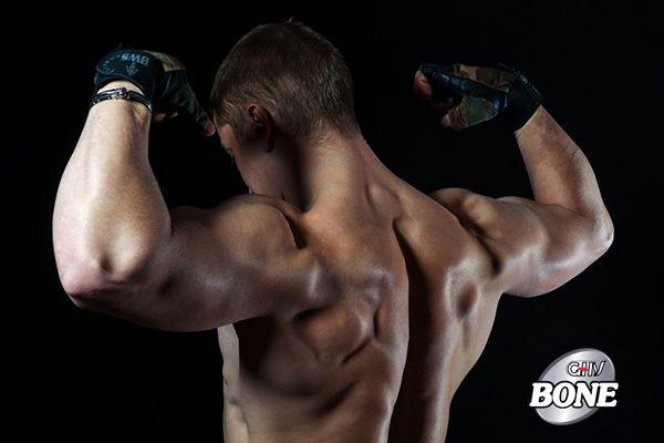 Mức độ testosterone giảm cũng có thể gây ra bệnh loãng xương.