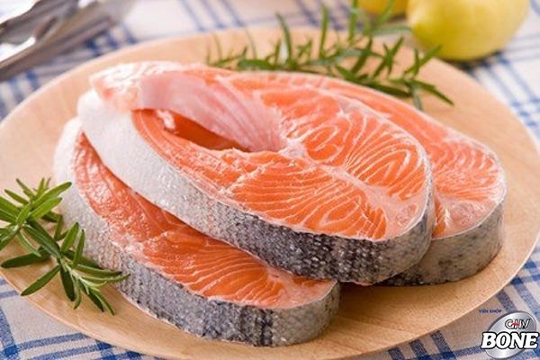 Cá có chứa nhiềuaxit béo omega-3có lợi cho sức khỏe