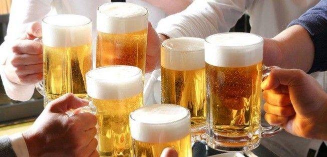 Rượu, bia và các chất kích thích không tốt cho xương khớp