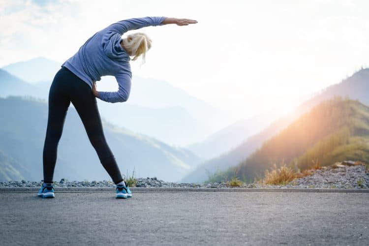 Luyện tập thể dục sẽ giúp phòng ngừa được bệnh thoái hóa đốt sống cổ