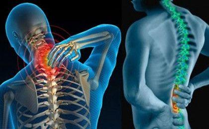 Gai cột sống không có dấu hiệu cụ thể chỉ biểu hiện những cơn đau