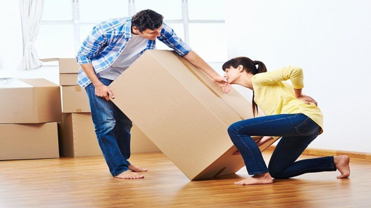 Hạn chế mang vác đồ nặng tránh ảnh hưởng cột sống