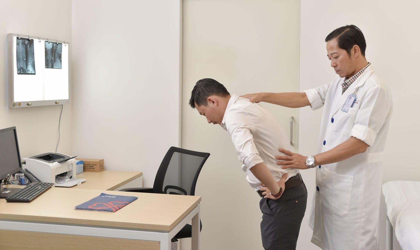 Phương pháp vật lý trị liệu giúp cải thiện tình trạng thoái hóa cột sống