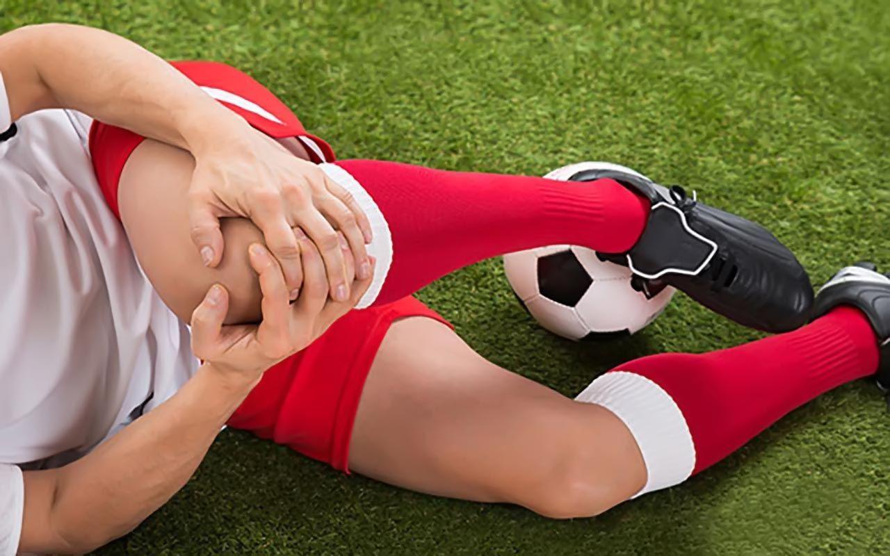 Chấn thương gây tổn thương sụn, khớp dẫn tới suy giảm dịch nhầy