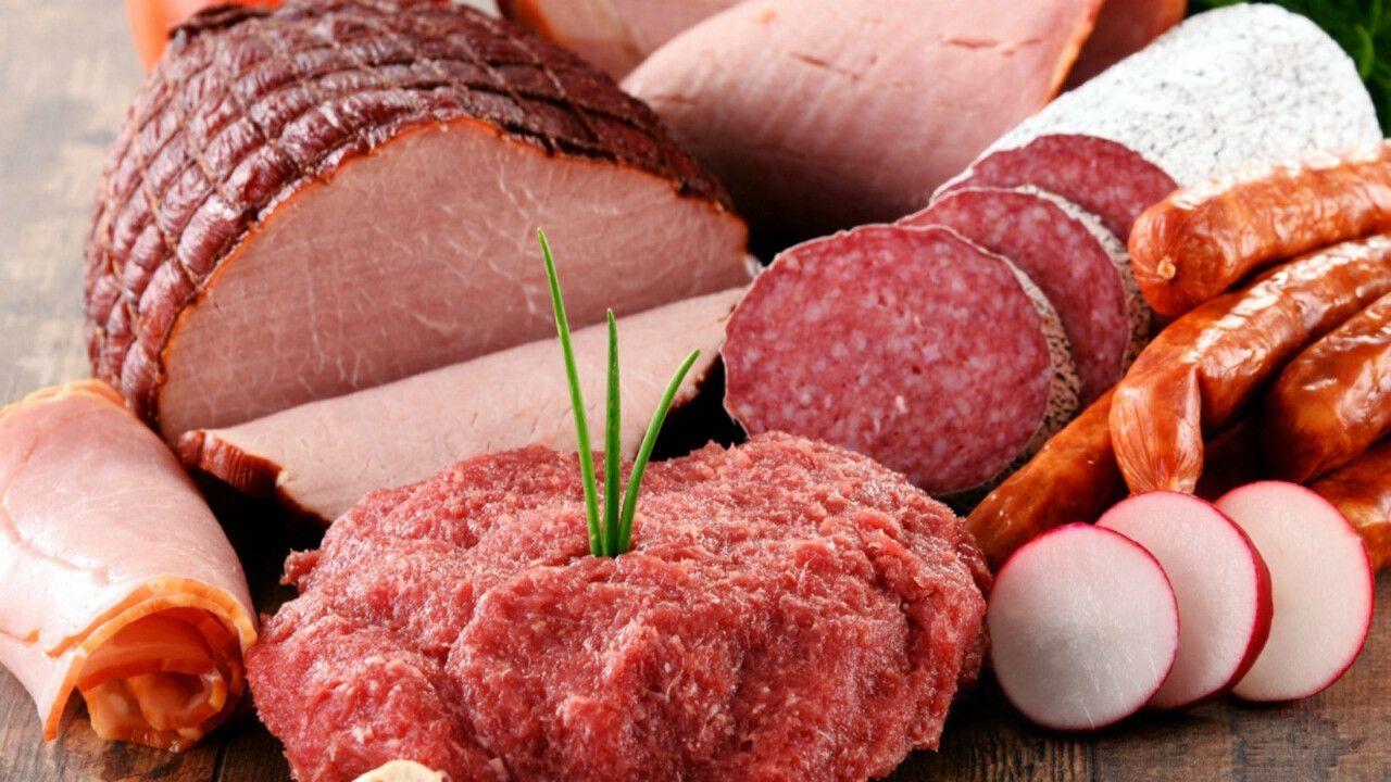 Các loại thịt đỏ không tốt cho cơ thể những người bị thoái hóa đốt sống cổ