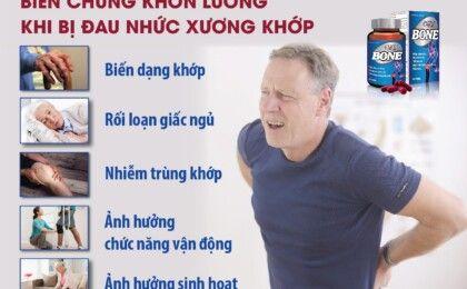 Giảm đau nhức xương khớp an toàn bằng cách nào?