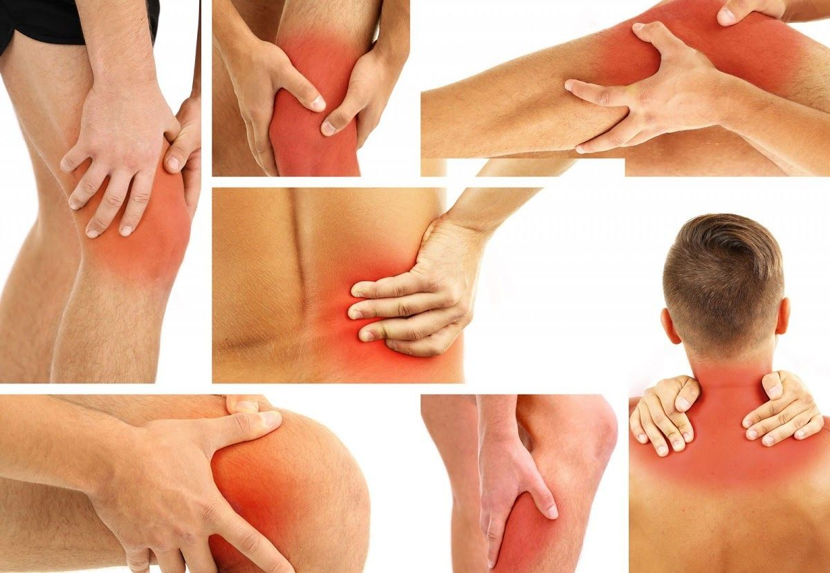 Đau ở vùng da là triệu chứng điển hình của bệnh đau nhức xương khớp