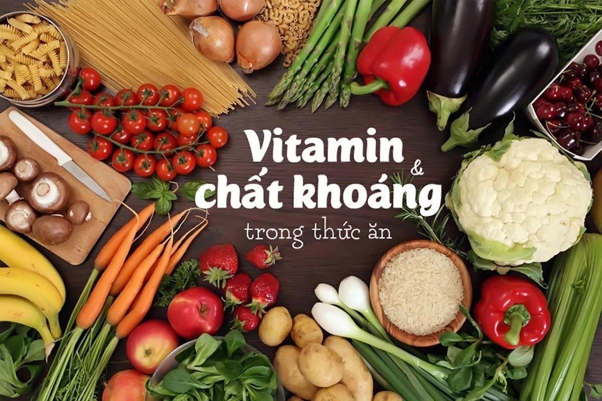 Bị bệnh khô khớp nên ăn đủ 3 nhóm chất: vitamin, protein và vi chất
