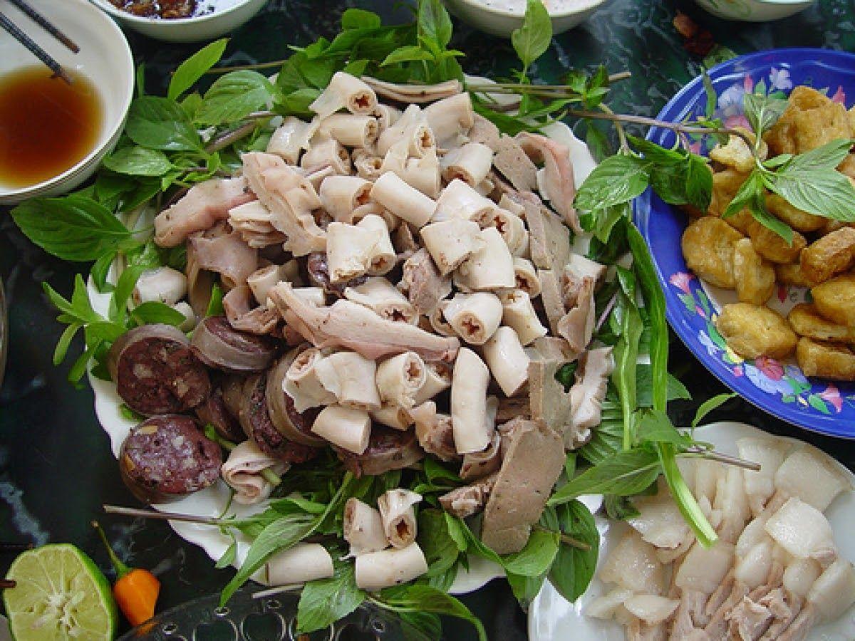 Khô khớp gối nên kiêng ăn nội tạng động vật