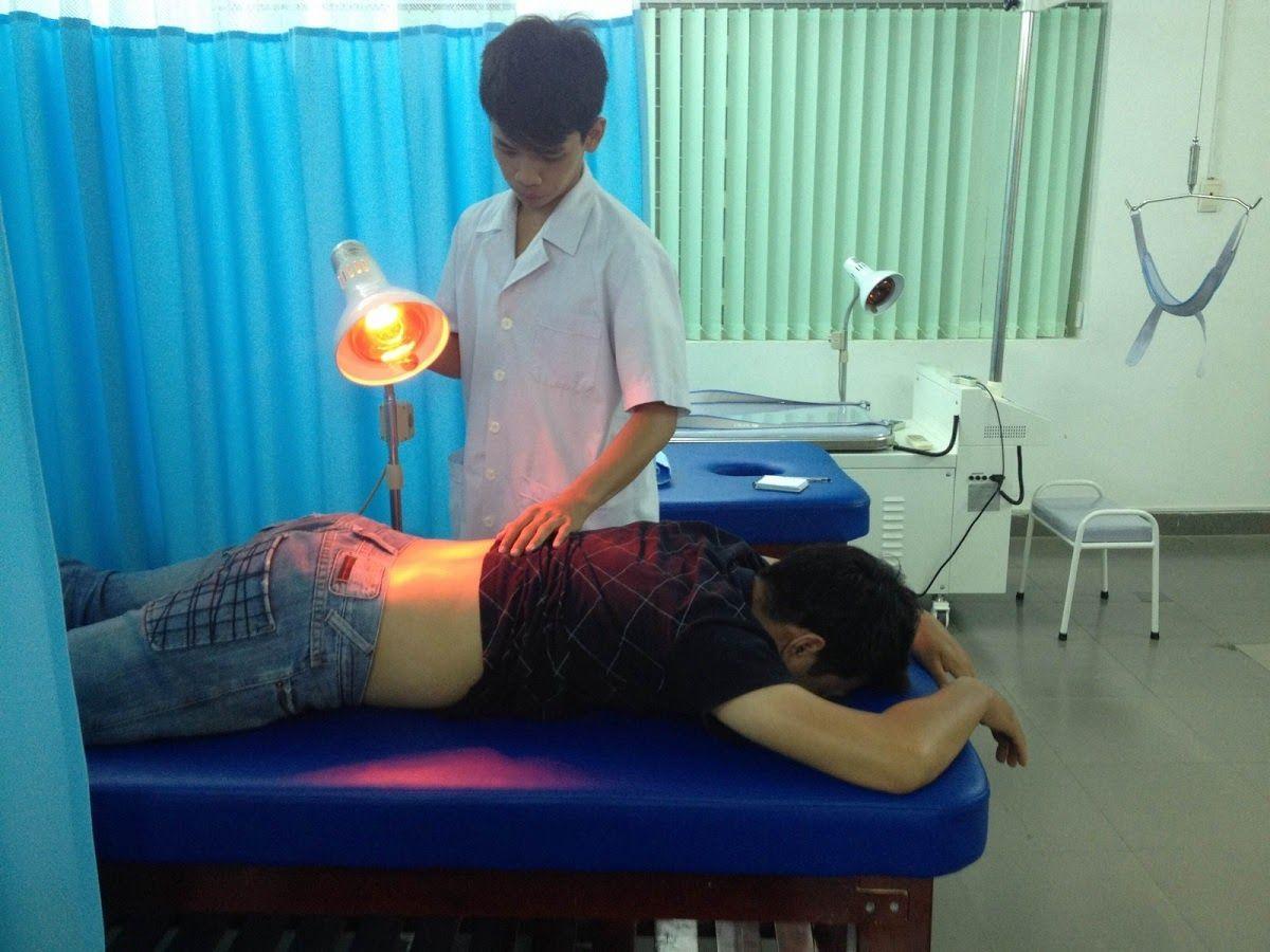 Phương pháp vật lý trị liệu bị động