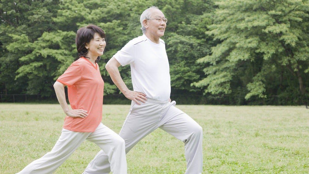 Tập thể dục giúp tăng cường độ linh hoạt và dẻo dai của khớp