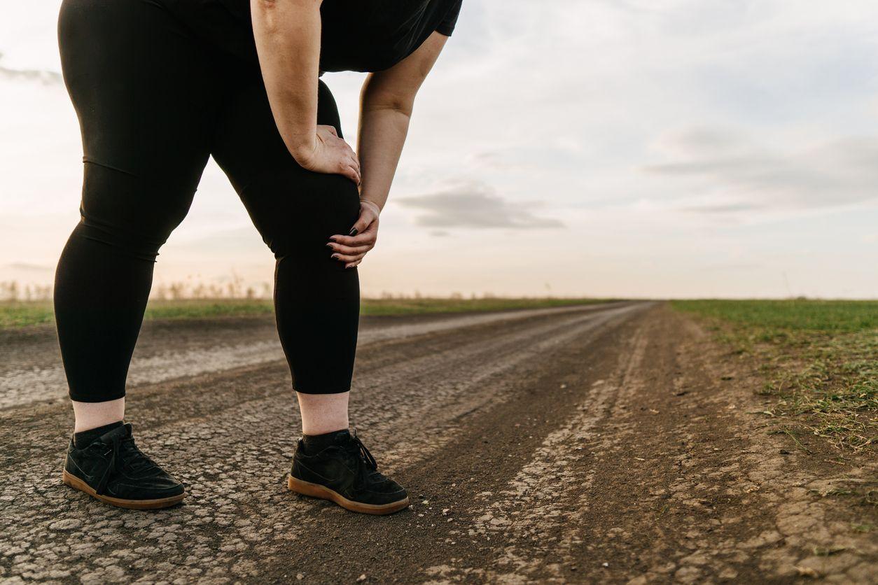 Thừa cân béo phì gây khiến các triệu chứng của bệnh thoái hóa đa khớp nghiêm trọng hơn, đặc biệt là khớp gối