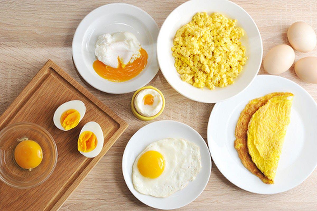 Người bị thoái hóa đốt sống cổ nên bổ sung Vitamin D từ lòng đỏ trứng