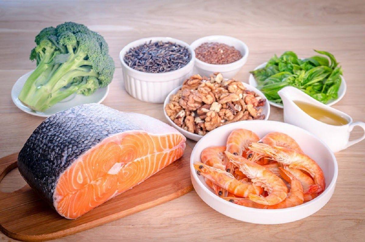 Người bị thoát vị đĩa đệm nên ăn nhiều những thực phẩm giàu Omega - 3