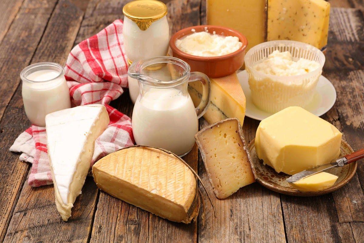 Sữa và các chế phẩm từ sữa giàu canxi tốt cho xương khớp