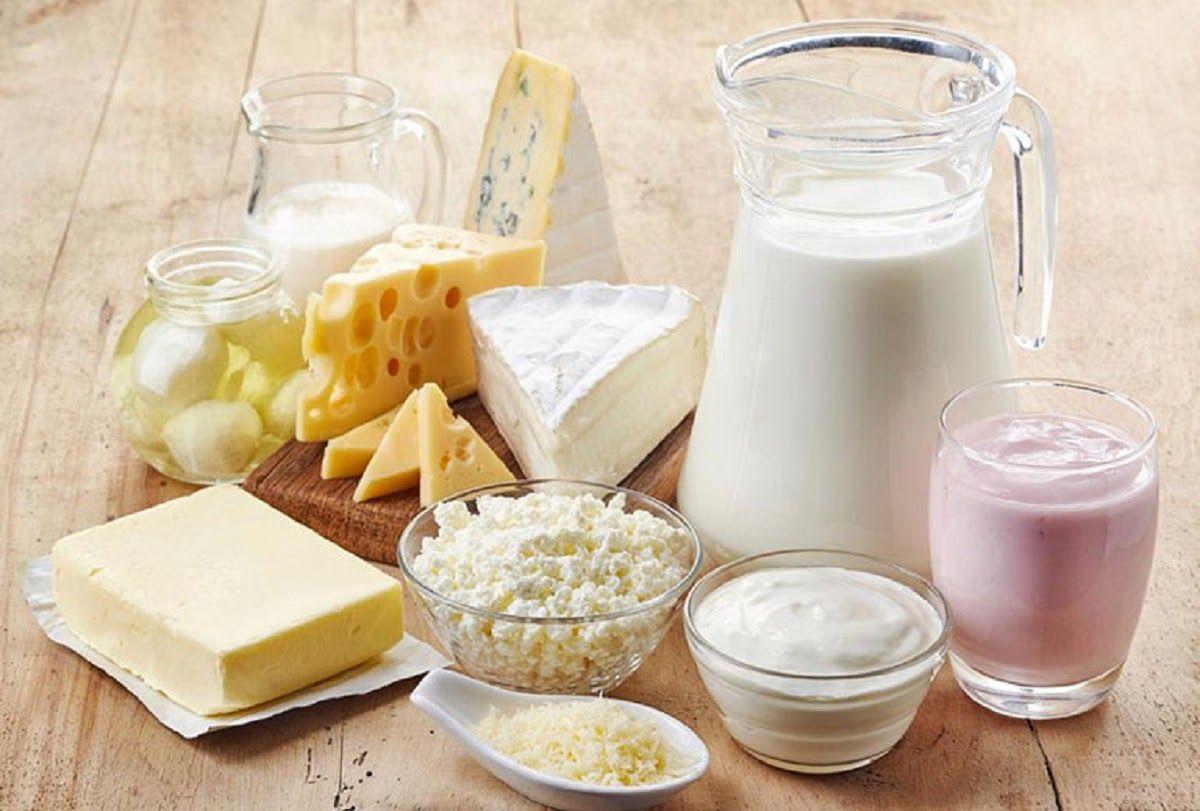 Sữa và các sản phẩm từ sữa rất tốt cho người bị thoái hóa đốt sống cổ