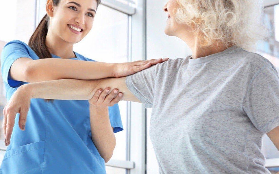 Vật lý trị liệu cho người viêm đa khớp dạng thấp