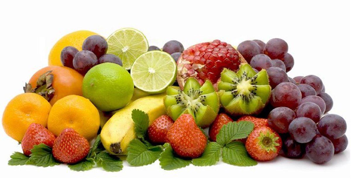 Vitamin C trong trái cây giúp kháng viêm và chống oxy hóa mạnh mẽ