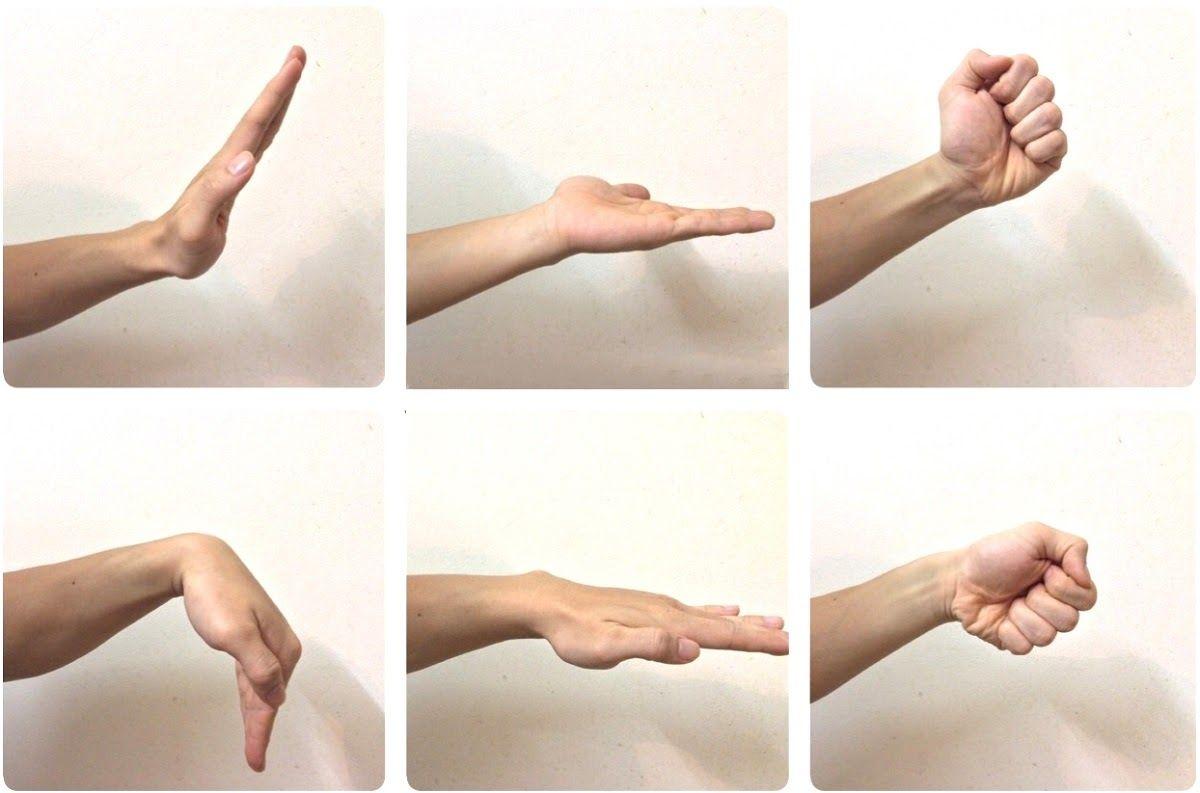 Thực hiện các động tác xoay cổ tay thường xuyên để phòng tránh thoái hóa khớp tay