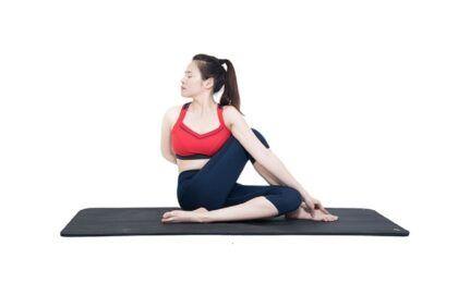 6 bài tập yoga chữa bệnh đau vai gáy tại nhà hiệu quả nhất